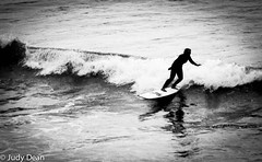 Surfing (judy dean) Tags: judydean seasurf surfer board wave
