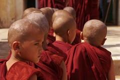 Bagan - novices 2 (luco*) Tags: myanmar birmanie burma bagan portrait jeune homme garçon young novices monks monk boy flickraward flickraward5 flickrawardgallery