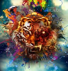 лев (matbaasayfasi.com) Tags: иллюзия тигр птица зеленый красный головы власть млекопитающих животных желтый магия яркий сибирская графика краска черный идея зубы цветные абстрактные охотник разноцветные иллюстрации розовый страх атака пурпурные сердитые цвета синий красочный хищник искусство гнев охота фон пантера дикий образ природа брызги джунгли дикаяприрода ukraine