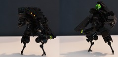 LCS Back and Layed Back (Milo _Z) Tags: lego toy hardsuit robot mecha black space suit lcs