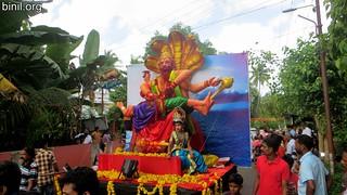 Thrissur Chelakkottukara Kummatti Kali 4