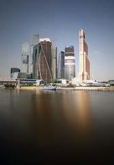 new moscow (mariusz kluzniak) Tags: new city modern lens europe republic angle russia 10 moscow sony centre capital wide sigma super east stop filter soviet nd alpha 1020mm russian eastern financial 77 slt lenses a77