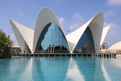 Valencia - City of Arts and Sciences 78