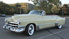 1949 Cadillac Series 62 Convertible '3LNS684' 3 (Jack Snell - Thanks for over 26 Million Views) Tags: old wallpaper classic wall vintage paper d antique marin sonoma convertible cadillac historic oldtimer series veteran concours 62 1949 elegance 2013 jacksnell707 jacksnell marinsonomaconcoursdelegance2012 3lns684