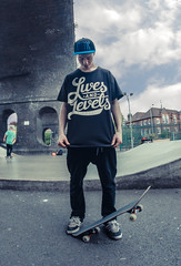 Tom Moses repping Lives and Levels Shirt (old_skool_paul) Tags: park city blue summer sky london look fashion june shop shirt clouds photoshop canon logo real book clothing slam amazing shoot day natural skateboarding no sheffield buckinghamshire go style guys palace noflash skaters fisheye sidewalk skate snowboard skateboard lives vans split sputnik adidas decks skateboards 8mm bucks filming swag levels dazed marlow sk8 skateboarder supreme stoner filmic lightroom skateboarders highwycombe flatspot toning nbd krooked tailslide dgk 2013 60d tumblr twoseasons rokinion