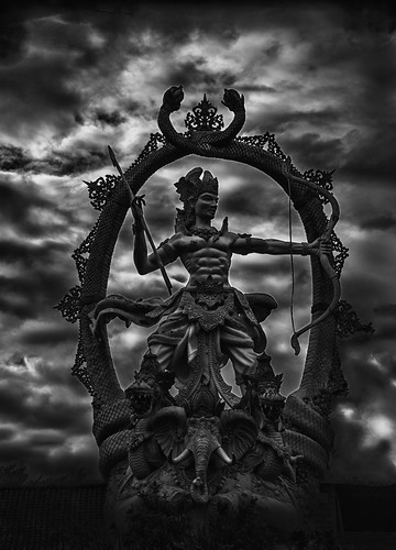 Statue of Indra