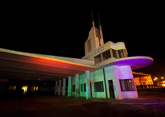 Fiat Tagliero Garage And Service Station At Night, Asmara, Eritrea (Eric Lafforgue) Tags: africa travel lightpainting color colour building vertical horizontal architecture modern night outdoors photography italian fiat empty garage nobody nopeople artdeco decline futuristic oldfashioned asmara eritrea hornofafrica eastafrica capitalcities traveldestinations eritreo buildingexterior colorpicture erytrea lowangleview asmera eritreia colourimage italiancolony  ertra    eritre eritreja eritria tagliero img8332 colourpicture  rythre africaorientaleitaliana  giuseppepettazzi    eritre eritrja  eritreya  erythraa erytreja     colonialitalianarchitecture italiancolonialempire maekelregion
