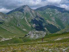 Escursionismo Sibillini - Passo Cattivo