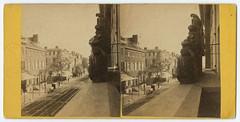 Arch Street, Philadelphia, PA (Library Company of Philadelphia) Tags: streets philadelphia trolley balconies archstreet bartlettsmith