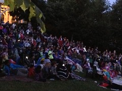 movienightcrowd (Unionville BIA) Tags: street kids movie real fun team community estate main volunteers millennium stephen movies bandstand tar activities unionville croods