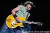 Ted Nugent @ DTE Energy Music Theatre, Clarkston, MI - 08-02-13