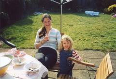 Beautiful young mum Lisa and Becca, Norfolk - 2003? (TempusVolat) Tags: family woman cute love girl beautiful beauty garden table geotagged scans pretty mr wine scanner curves norfolk lisa spouse curvy scan figure attractive scanned beautifulwoman wife epson wineglass brunette lover lovely scanning elegant curve curved bowls gareth goodlooking perfection mygirl allure mywife tempus curvaceous shapely demure v200 farge verypretty lovelywife goodlooks morodo beautifulwife verybeautiful gorgeouswife prettywife curvywoman photoscanner epsonperfection lovelylisa prettylisa volat brunettewife mrmorodo garethwonfor lisafarge tempusvolat lisawonfor