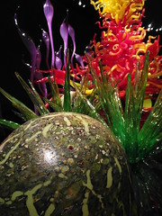 CHIHULY GARDEN AND GLASS - Seattle 2013