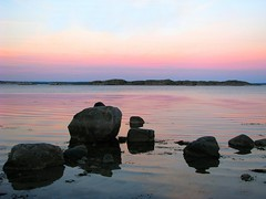 Koster Islands, Sweden (bjorbrei) Tags: sea coast day sweden stones sverige scandinavia sydkoster koster bohuslän kosteröarna kosterislands pwpartlycloudy