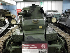 "Matilda Mk I (1) • <a style=""font-size:0.8em;"" href=""http://www.flickr.com/photos/81723459@N04/9498656357/"" target=""_blank"">View on Flickr</a>"