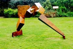 Breakout II by Bruce Beasley (stephenlamb) Tags: sculpture leicester beasley botanicgardens breakout brucebeasley breakoutii