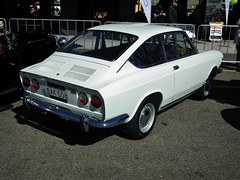 1970 FIAT 850 Sport series II coupe (sv1ambo) Tags: sport fiat ii series 1970 coupe 850 2013 shannonseasterncreekclassic sydneymotorsportpark