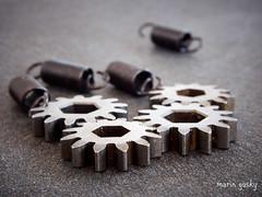 gears (marin gusky) Tags: spring parts marin hard gear olympus