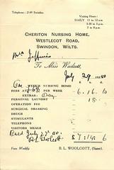 The bill (mgjefferies) Tags: england home birth swindon wiltshire nursing nursinghome cheriton woolcott mgjefferies