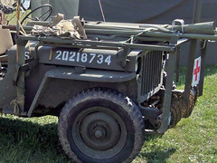 Willys MB Ambulance Jeep (15)