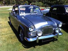 Sunbeam Rapier Series II (GtCh) Tags: classic car automobile voiture ii series sunbeam rapier dfil classique saintraphal valescure 2013 elgance