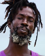 Cheap Charlie (Eric Sturdivant) Tags: portrait dreadlocks beard goatee places headshot jamaica facialhair hustler dreads jamaican jm carribbean locations montegobay hustle mobay ef70200f4lusm saintjamesparish