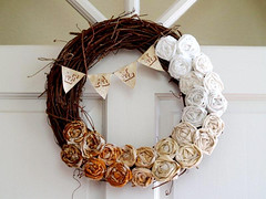 p10142861 (bettikell) Tags: autumn winter inspiration fall diy holidays candles advent handmade adventwreath decor mosswreath