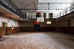 Abandoned High School (AeroFennec) Tags: school building abandoned high education classroom decay exploring class