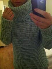 Womens turtleneck wool sweater (Mytwist) Tags: wool girl high warm jumper turtleneck knitted heavy chunky bulky knitwear collor tneck rollneck highcollar rollkragen