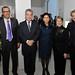 2013, Sigalia und Zvi Heifetz, Heinz Fischer, Danielle Spera, Margit Fischer, Claudia Schmied
