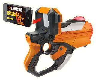 Hasbro – NERF LAZER TAG 2012 年最受歡迎的玩具之一