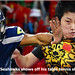"Photos: Seattle Seahawks shows off his table tennis skills in Chengdu • <a style=""font-size:0.8em;"" href=""http://www.flickr.com/photos/8517757@N03/11227106065/"" target=""_blank"">View on Flickr</a>"