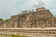 IMG_6756 (NAMI_ALFIE) Tags: chichen itza vision:mountain=055 vision:outdoor=099 vision:clouds=0598 vision:sky=0627