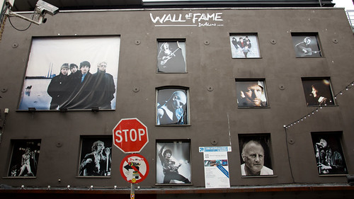 Wall of fame, Dublin ©  Still ePsiLoN