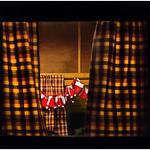 A Peek into Santa