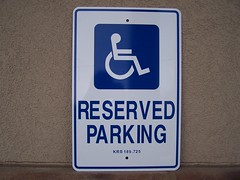 Reserved Parking Sign | Signarama Lexington, KY