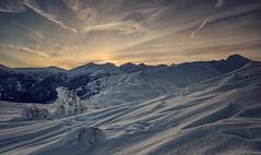 first 2014 sunset @ Tschaneck / Katschberg (Gerald Ramsbacher) Tags: winter sunset sky panorama cloud sun snow salzburg clouds austria sterreich am nikon day wolke wolken krnten carinthia sns nikkor 06 stern hitech hdr rennweg d800 1635 katschberg schneee wandspitze tschaneck kareck stubeck gontal pllatal sternspitze gontalscharte reitereck