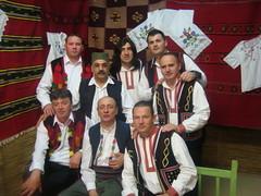 Petar Kostic  sa Radetom Jorovicem  i krajisnicima TV Duga