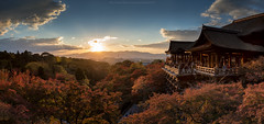 Panoramic view of kyoto (: : T O N I : :) Tags: