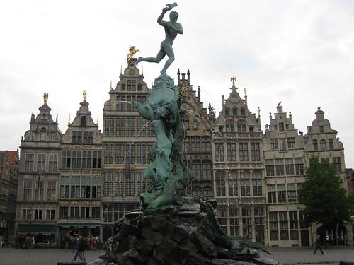 Antwerp, Belgium, May 2010