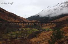 Glenfinnan Viaduct (Eastern Davy) Tags: canon scotland highlands harrypotter sigma viaduct glenfinnan fortwilliam monarchoftheglen lochaber mallaig 600d