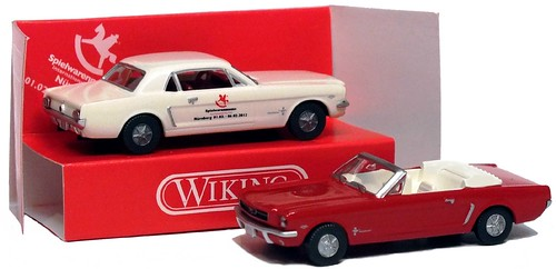 Wiking Ford Mustang