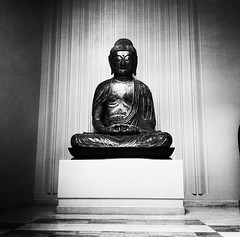 (archimedeswarehouse) Tags: statue buddah
