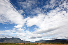 Clouds Above_1841 (hkoons) Tags: city food vegetables fruit mexico countryside town farm country meals farming soil dirt oaxaca farms produce plow agriculture furrows furrow stateofoaxaca
