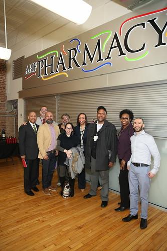 AHF Pharmacy Brooklyn Opening
