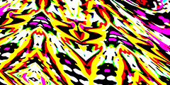 Apr 1 (joybidge) Tags: canada art awesome colourful ornate psychedelic exciting kaleidoscopic detailed alteredimage fractallike coloursplosion veganartist naturepatternscanada philscomputerart magicalgeometry inkblottishdesigns