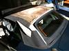 Jaguar XJS Verdeckbezug bei der Öffnung der Wundertüte