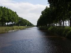 B.L. Tijdenskanaal (Jeroen Hillenga) Tags: netherlands canal day cloudy kanaal groningen westerwolde bltijdenskanaal