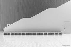 The Szczecin Philharmonic Hall (Paweł Szczepański) Tags: amazing architect architecture award bench block building cafeteria city concert construction design designer door europe european famous floor futuristic geometric interior landmark lobby modern music orchestra original outdoor philharmonic poland polish pomerania prize reflective remarkable ribbed rounded shadow shining silhouette spacious staircase stairs stairway street stunning szczecin tiers white shockofthenew innamoramento sincity express yourself expressyourself flickrdiamond trolled sonyflickraward legacy