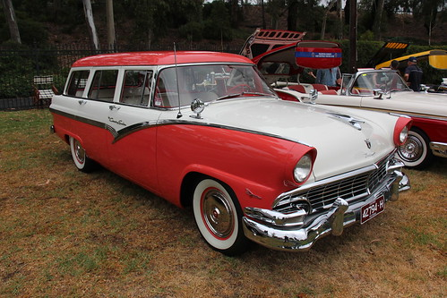 1956 Ford Fairlane Country Wagon
